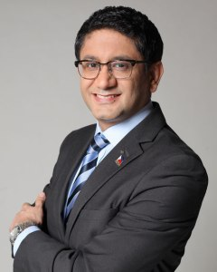 Rahul Hora, President, and CEO of AXA Philippines