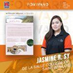 KAPIT-INA Jasmine R. Sy De La Salle College of St. Benilde