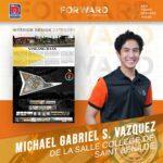 SANGANG-DAAN Michael Gabriel S. Vazquez De La Salle College of St. Benilde