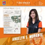 ANEURA Angelyn S. Morante University of the East