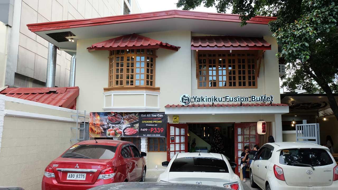 Yakikai facade