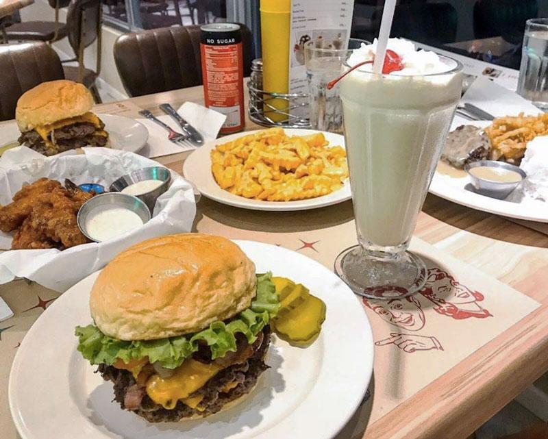 Hackensack food