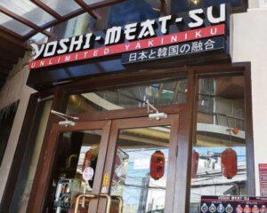 Yoshi-meat-su Tomas Morato