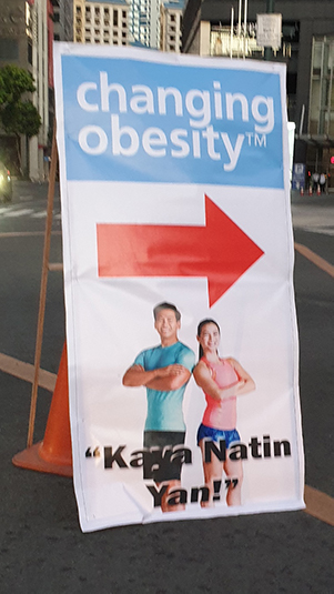 changing obesity