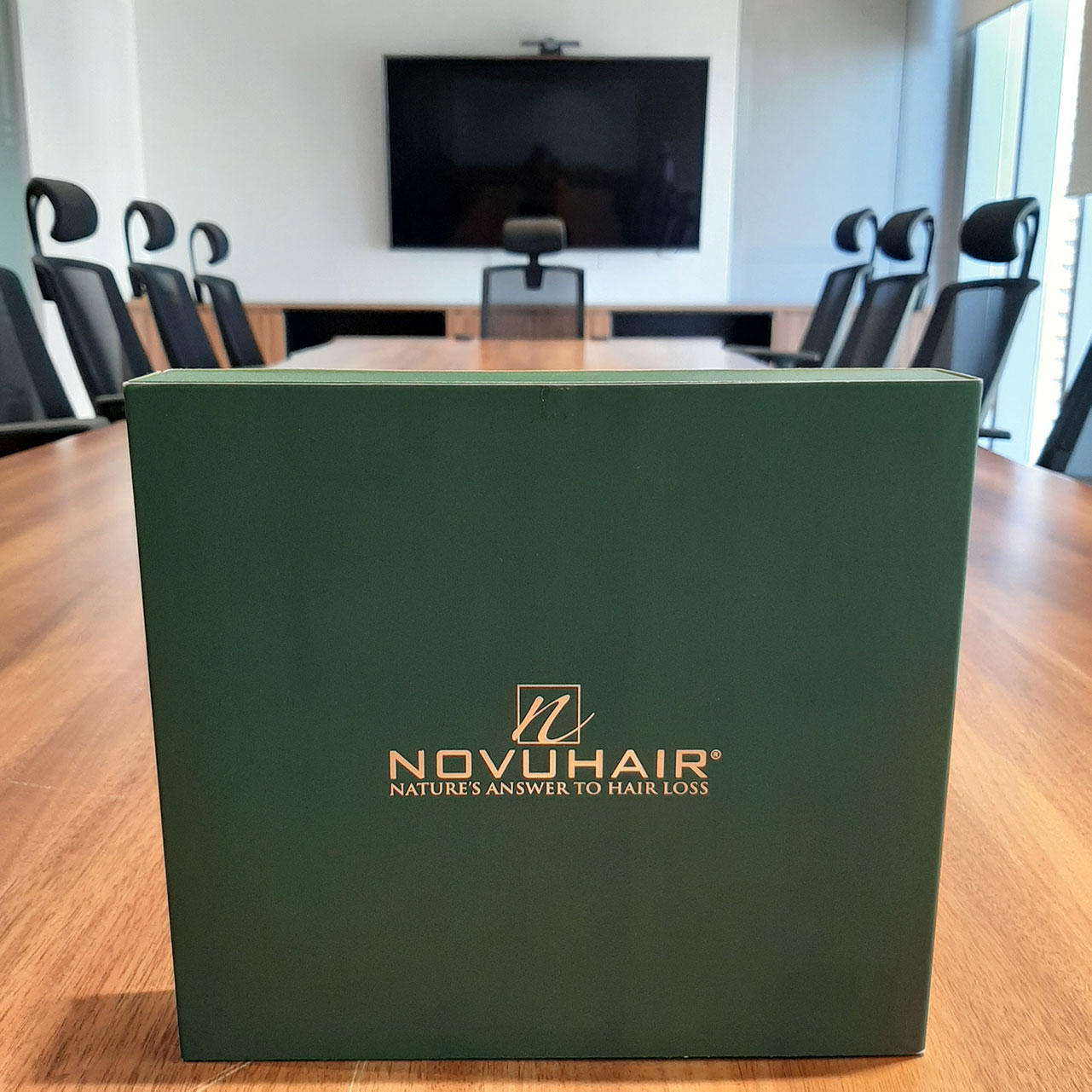 vip novuhair giftbox