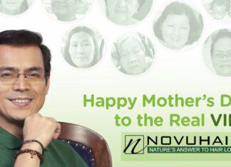 Novuhair mothers day 2020