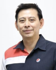 Frederick Ong, President and CEO of Pepsi-Cola Products Philippines, Inc.