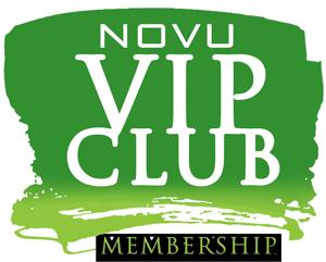 Novu VIP Club logo