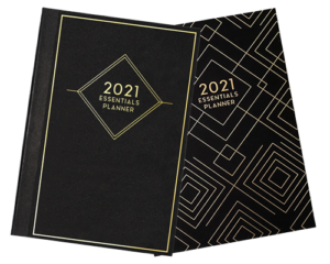 BDJ 2021 Essentials Planner
