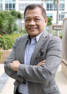 Atty. Joey Lina, The Manila Hotel President