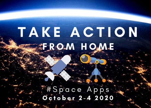 take action from home