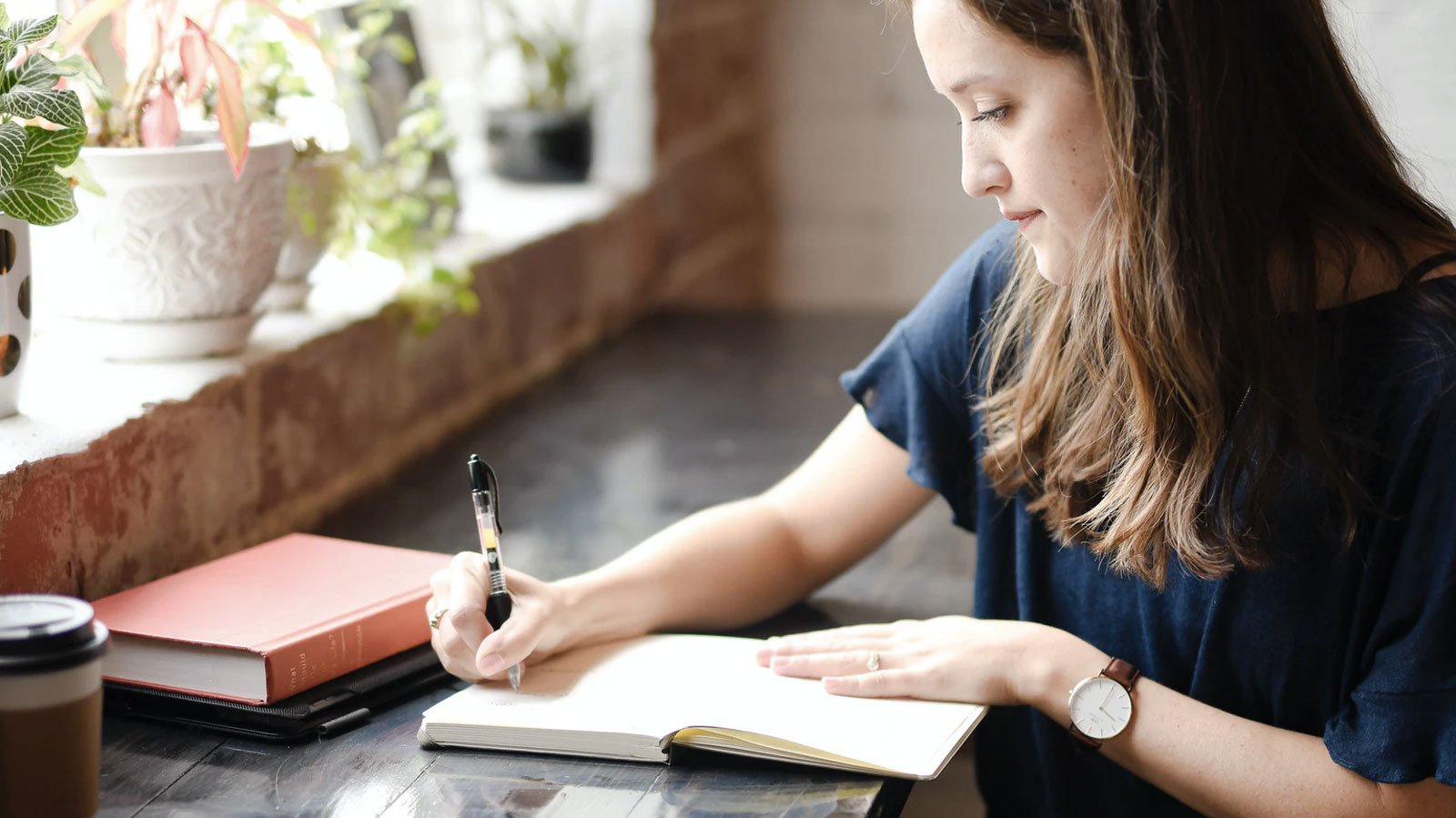 writing daily