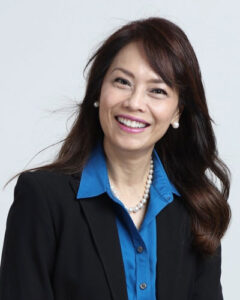 Vivian Cheong, PCPPI's SVP for HR and Corporate Affairs