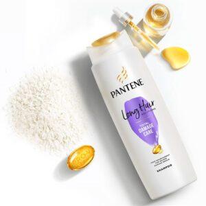 Pantene Long Hair Solutions Total Damage Care Shampoo