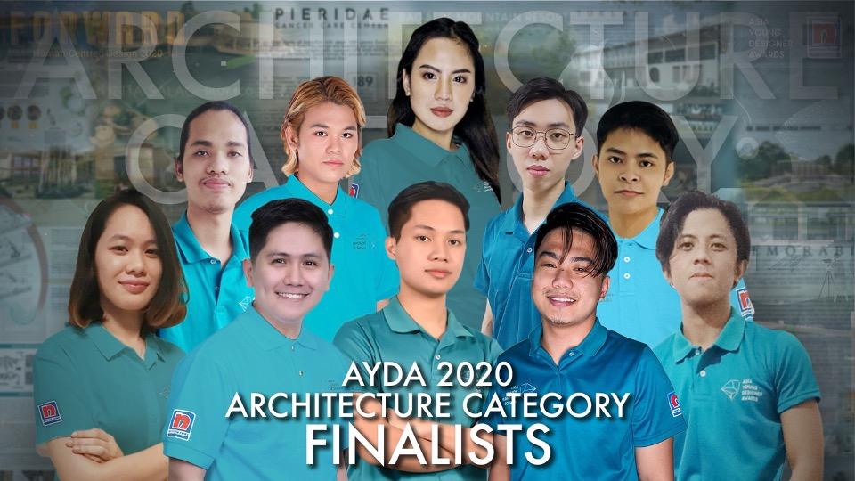 AYDA 2020 Architecture finalists