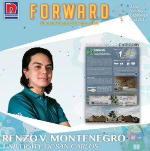 PARAISO: THE ECO-SITIO by Renzo V. Montenegro of the University of San Carlos