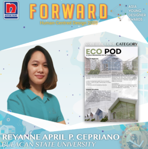 ECOPOD by Reyanne April P. Cepriano of Bulacan State University