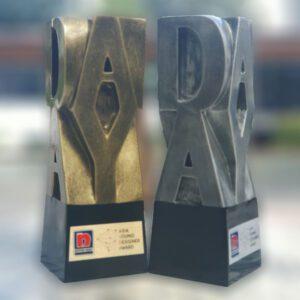 AYDA2020 trophy