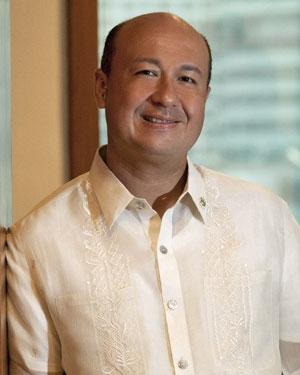 Jean Henri Lhuillier, President & CEO of Cebuana Lhuillier