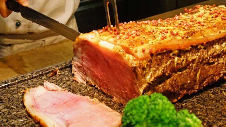 Cafe Ilang-Ilang roast beef