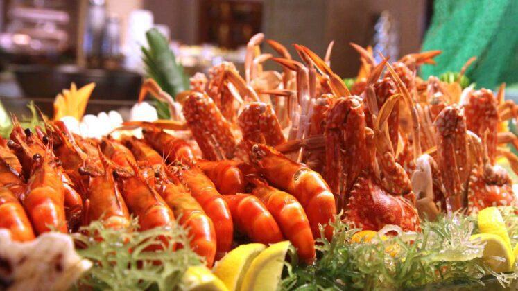 Cafe Ilang-Ilang seafood