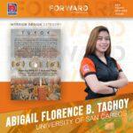 TUYOK Abigail Florence B. Taghoy University of San Carlos