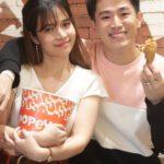 Kristel Fulgar and Benedict Cua