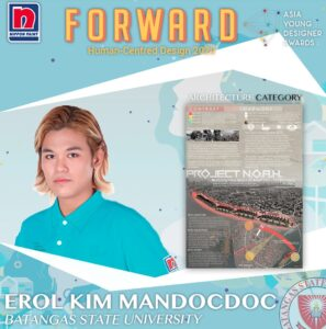 PROJECT N.O.A.H. by Erol Kim Mandocdoc of Batangas State University