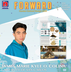 KABAGTAO by James Marie Kyle O. Colina of the University of San Carlos – Cebu