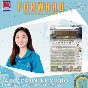 MEMORABILIA by Jazzy Caroline Q. Kho of the University of Santo Tomas