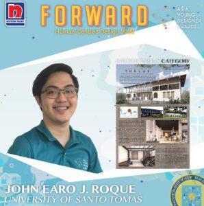 TUKLAS by John Earo J. Roque of the University of Santo Tomas