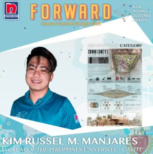 COMM[UNITY] by Kim Russel Manjares of Lyceum of The Philippines University – Cavite