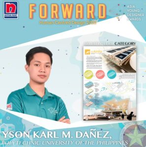 ESKINITA by Yson Karl M. Dañez of Polytechnic University of the Philippines