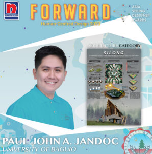 SILONG by Paul John A. Jandoc of the University of Baguio