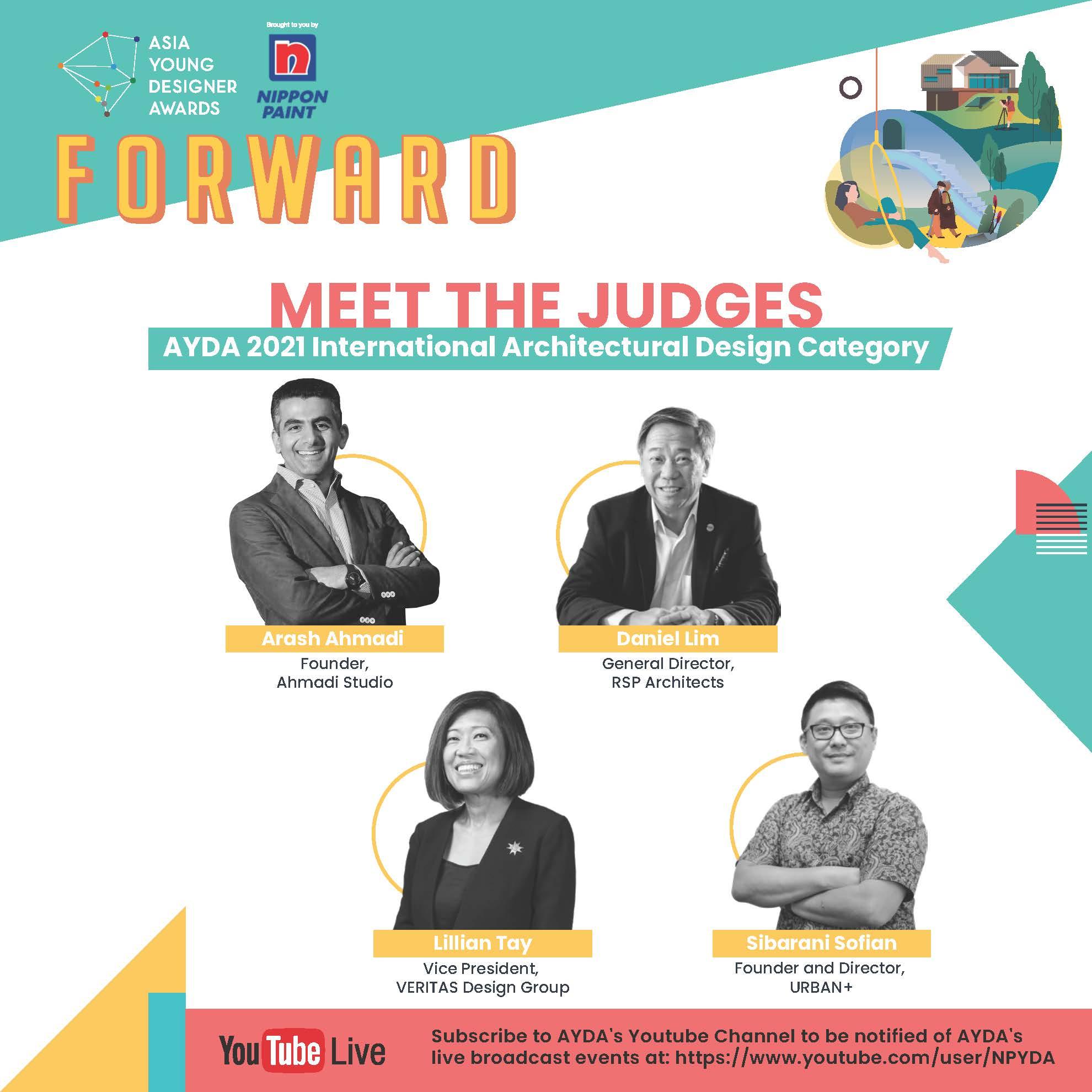 AYDA2020 Architecture judges