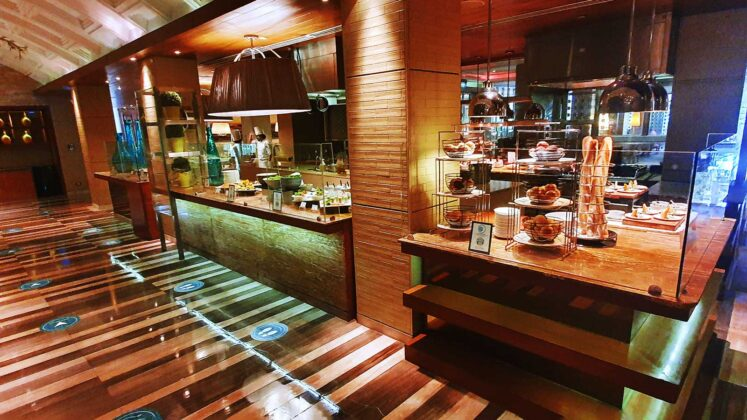 Cafe Ilang-Ilang buffet